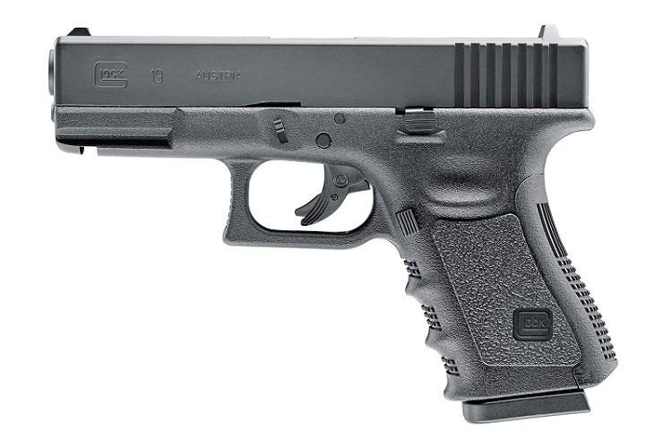 Glock 19 Gen3 .177 Caliber Air Pistol
