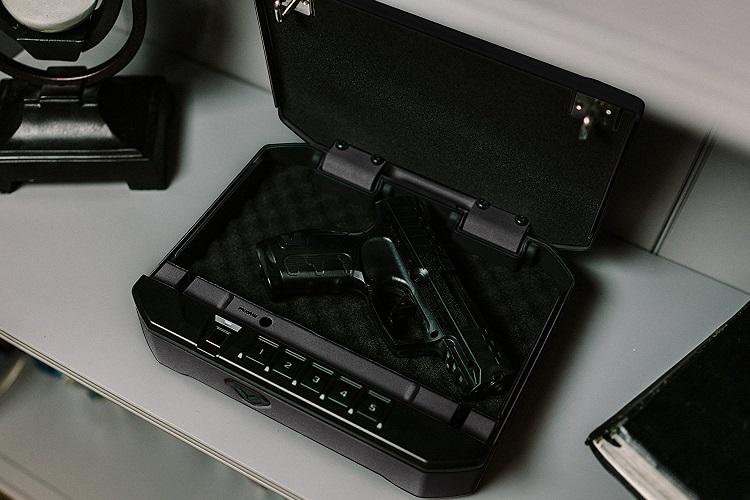 What is a Biometric Handgun Safe?