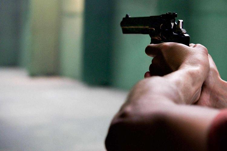 Perfecting the Handgun Hold