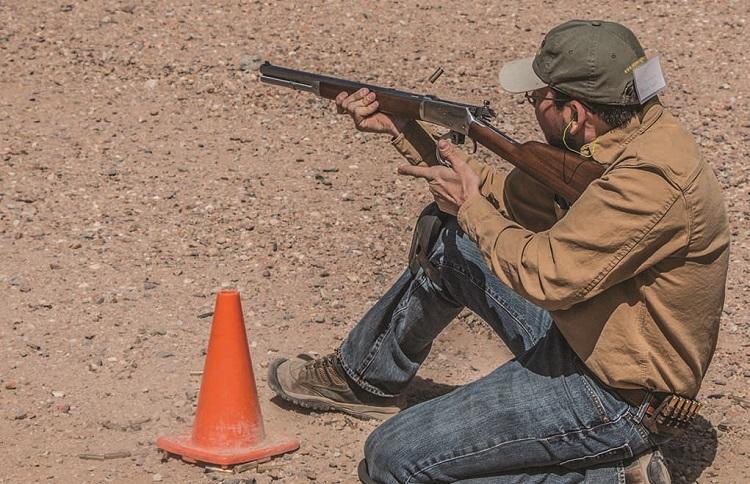 Break Action Rifle