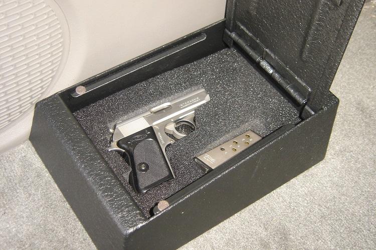 What is a Gun Safe?