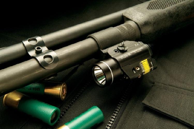 #6 Laser Sight and Flashlight Combo