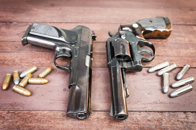 Revolver vs Pistol Ammunition