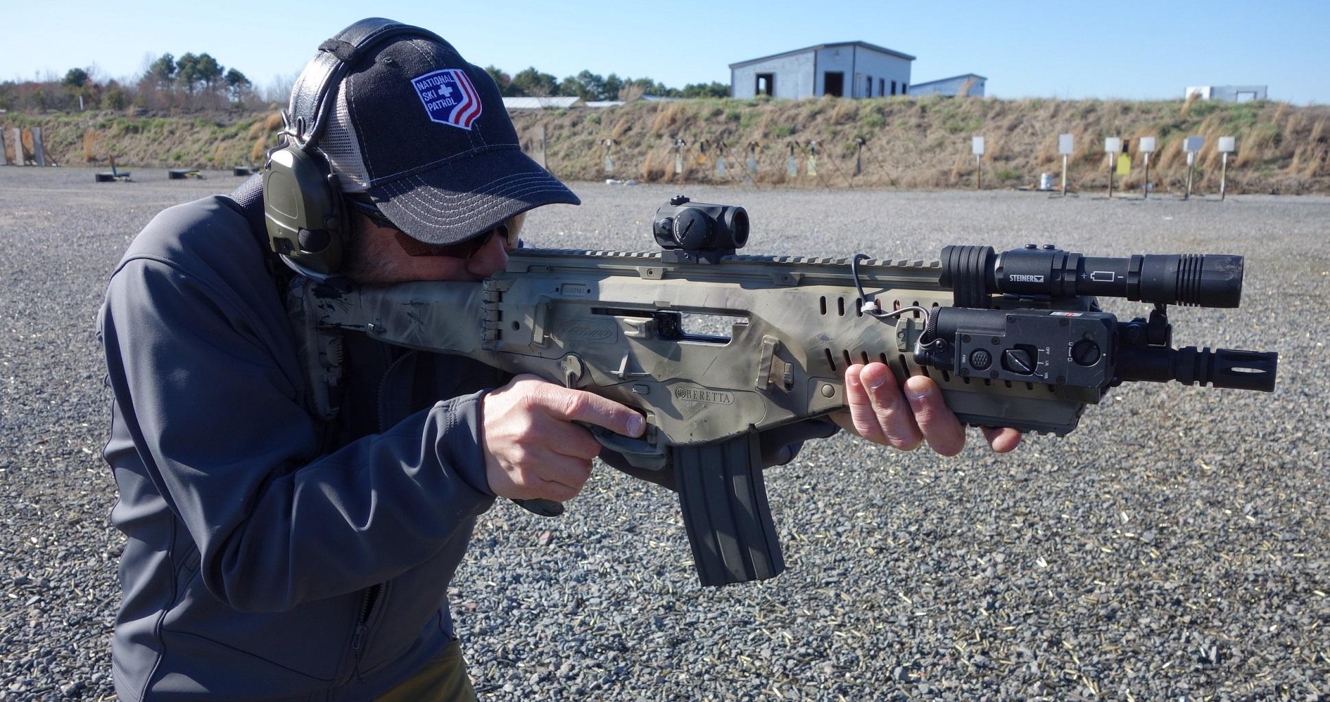 Short Barrel Rifle - Why Use It