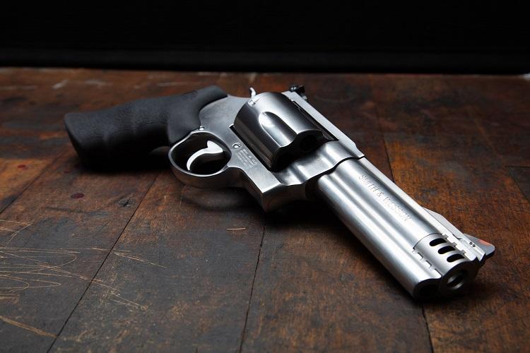#5 Smith & Wesson 460XVR