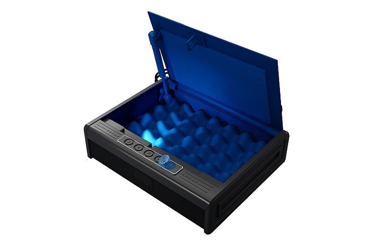 KAER Biometric Gun Safe Review