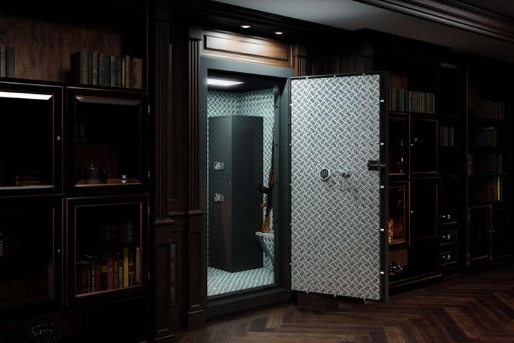 door for safe room