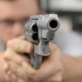 pistol for home defense